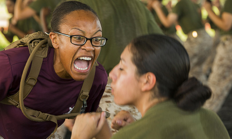 True Grit: NPS Research Helps Navy Build More Resilient Sailors, Teams