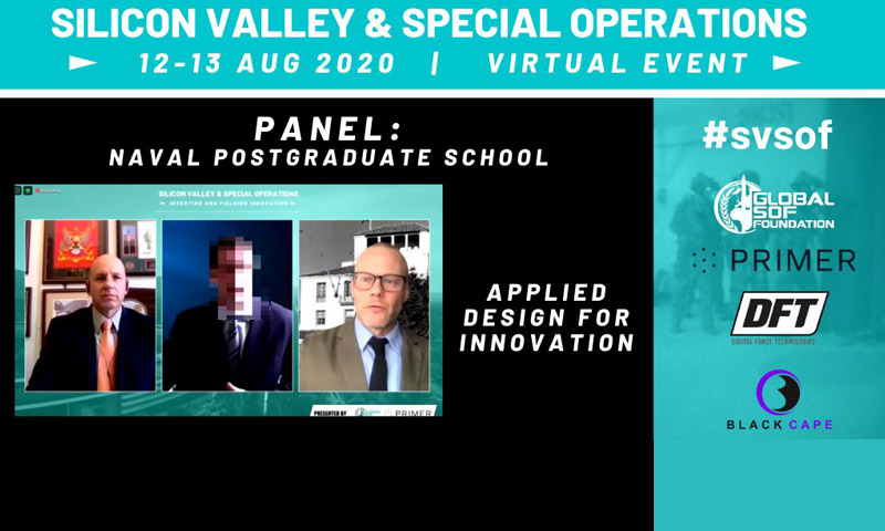 NPS Headlines Seminar Designed to Strengthen Connection Between SOF, Silicon Valley