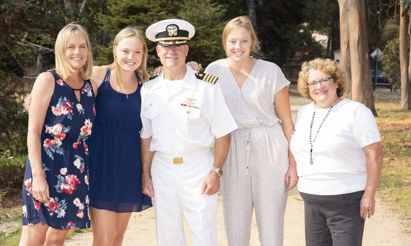 NSAM Celebrates Retiring CO Wiley, Welcomes New CO Dale