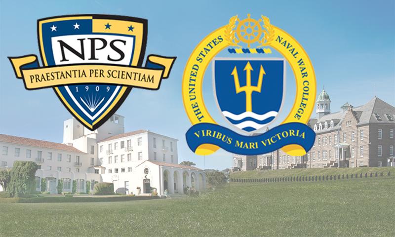 NWC-at-NPS Awards Academic Honors for Summer AY'2020 Quarter Class