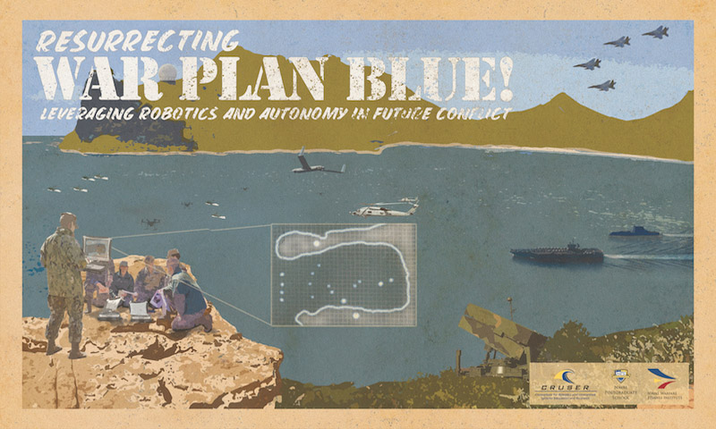 Resurrecting War Plan Blue: NPS Workshop Re-examines U.S. War Preparedness