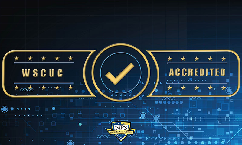 NPS Earns Max 10-Year Re-accreditation from WSCUC, Again