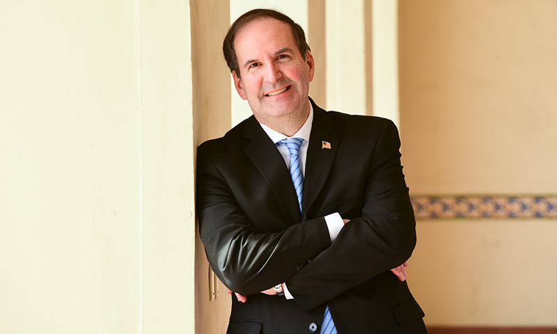 Dr. Scott S. Gartner Takes the Helm as NPS' 16th Provost & Academic Dean