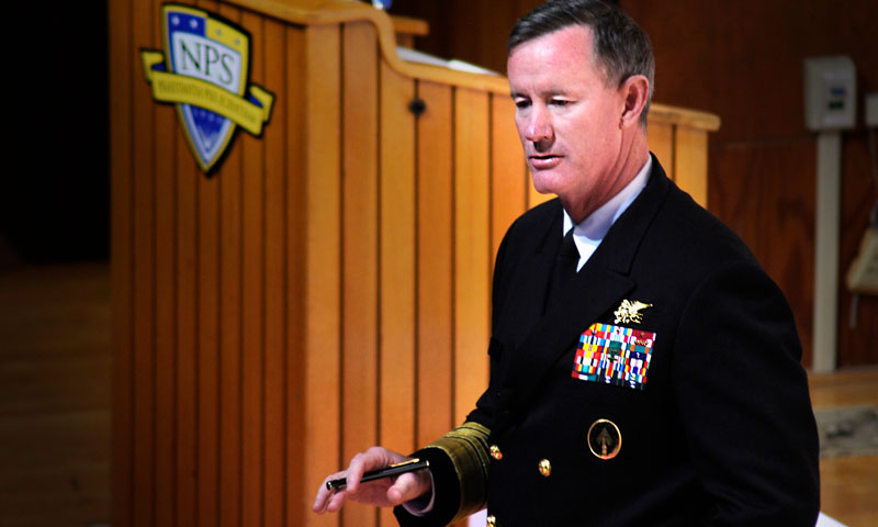 10 Years Later … McRaven, Operation Neptune Spear, and the Role of NPS