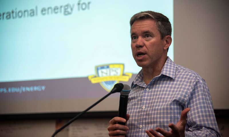 Energy Academic Group's NE3T Workshop Tackles DON Energy Problem With Education