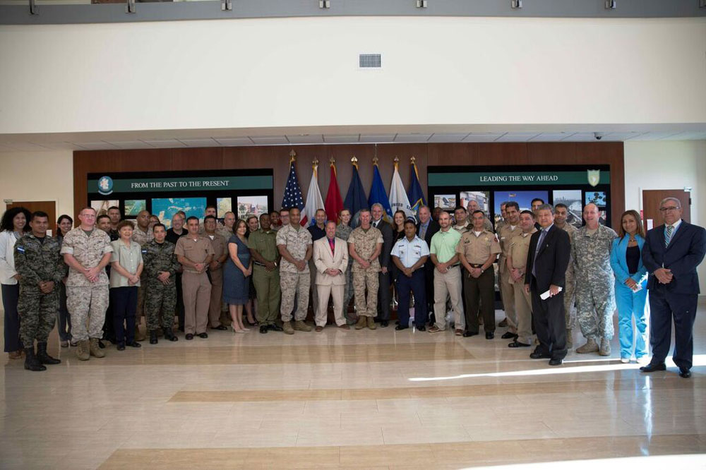 Interagency and international collaboration